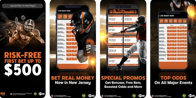 888sport Review » Why You Should Bet with 888sport USA