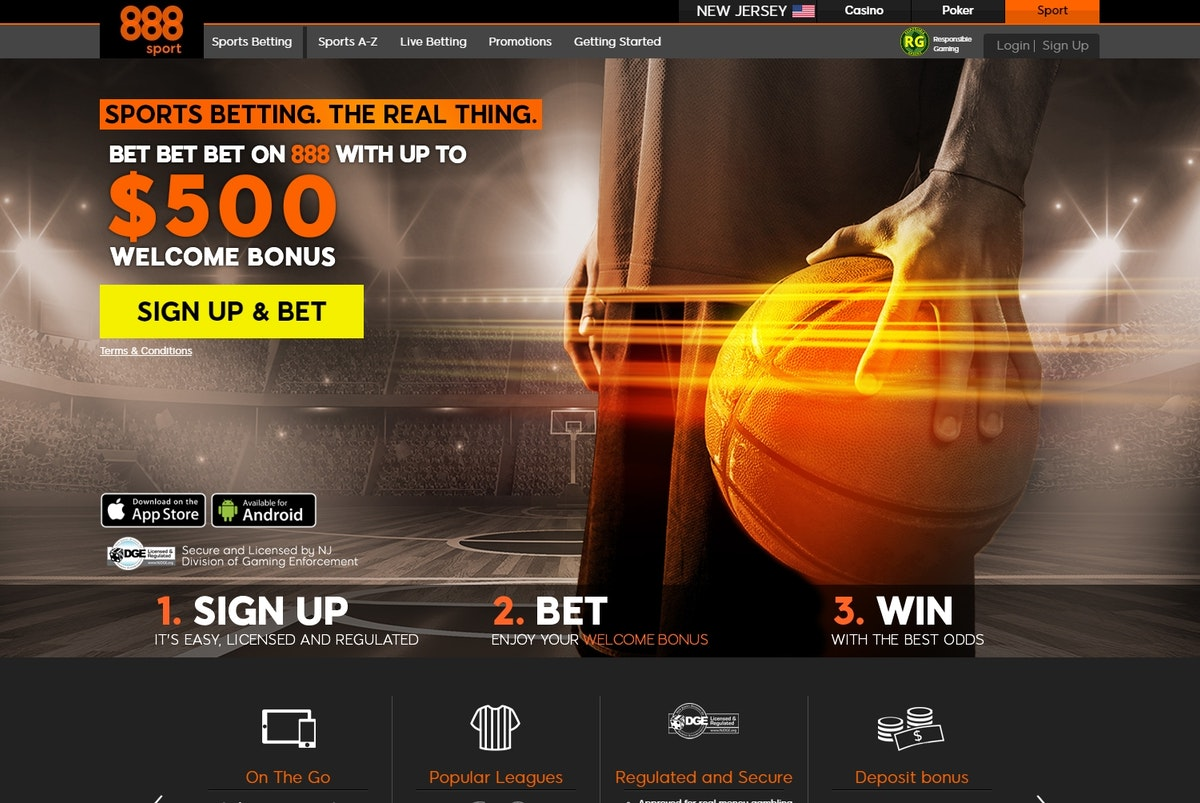 best online sports betting website